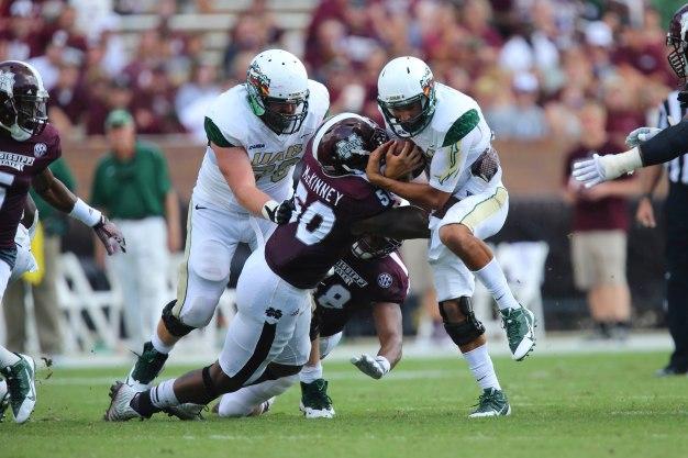NCAA Football: Alabama-Birmingham at Mississippi State