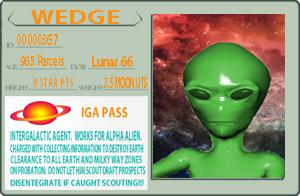 Wedge ID