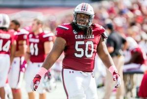 NCAA Football: Furman at South Carolina