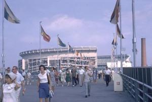 Shea Stadium 1962