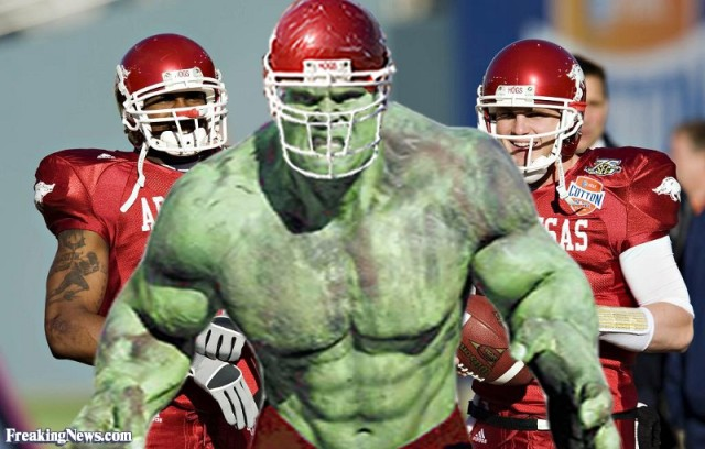 Hulk-Takes-The-Football-Field--43363