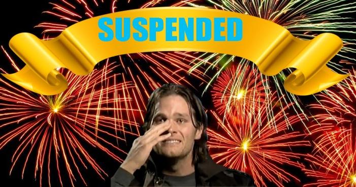 BradySuspended