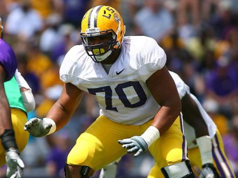 La'el Collins DRAFT