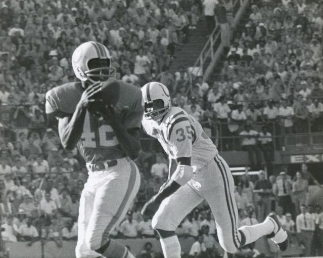 Dolphins 70 Home Paul Warfield, Colts