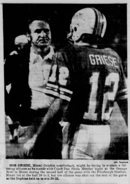 shula griese