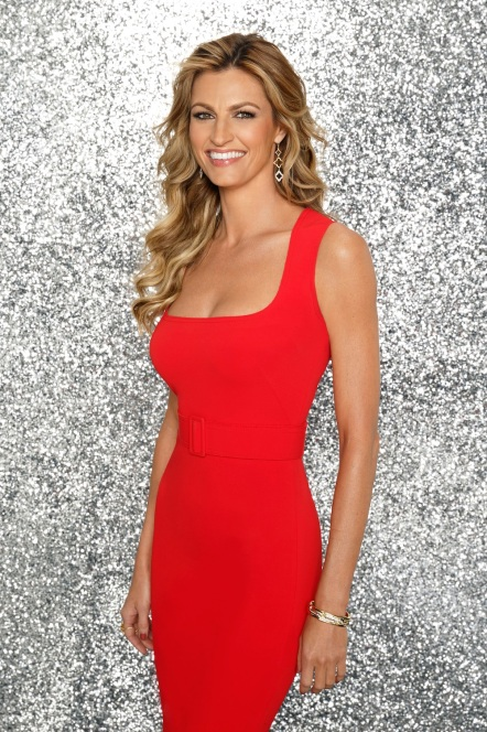 DANCING WITH THE STARS - Erin Andrews joins
