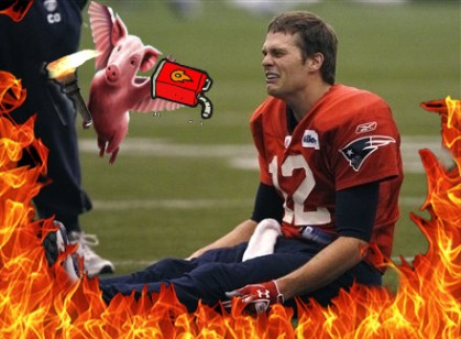 Burn Brady
