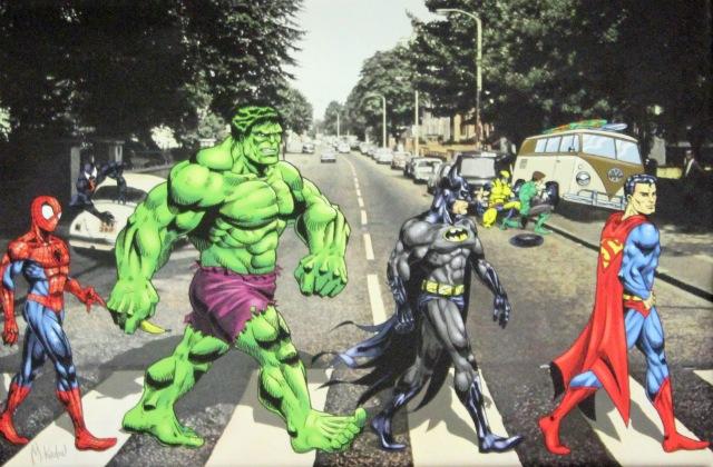 Hulk Beattles