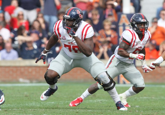 NCAA FOOTBALL: OCT 31 Ole Miss at Auburn