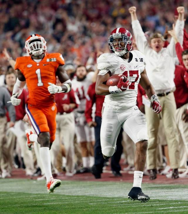 Kenyan Drake Return
