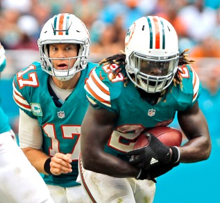 Buffalo Bills vs. Miami Dolphins