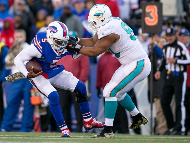 Miami Dolphins vs Buffalo Bills