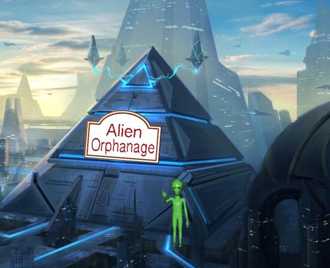 PyramidOphanage