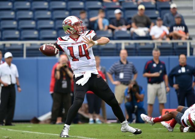 NCAA Football: Western Kentucky at Florida Atlantic