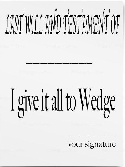 Wedgewill