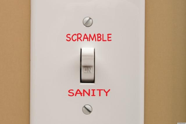 scramble swtich