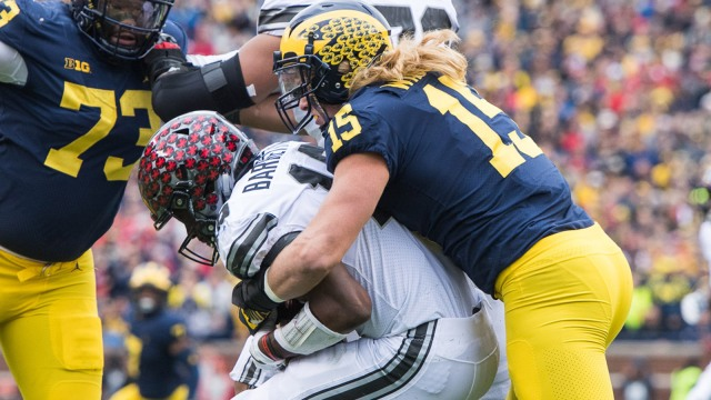 The Wedge Scouting Report  Chase Winovich af4bb48df